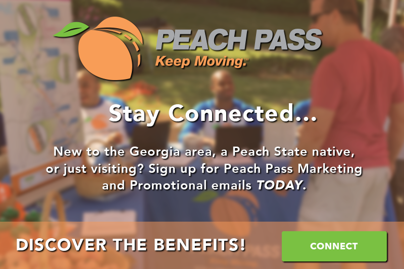 I-75 South Metro Express Lanes – Peach Pass